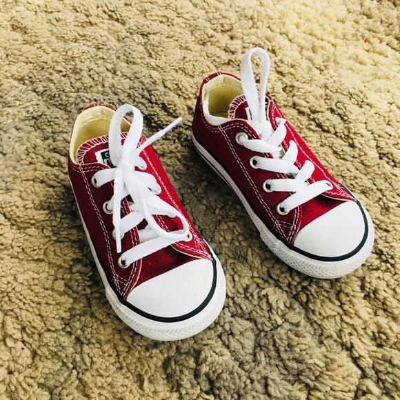 Converse Other - Toddler Converse Size 7 8e4035968